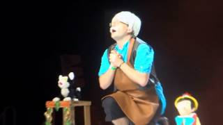 Geppetto - Pinocchio  (Japan Expo 2013)