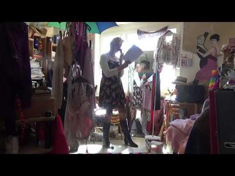 madame rosalita - danse et chant tango et funk femme fatale