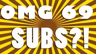 Clash of Clans - 69 SUBSCRIBERS?! - THANK YOU ALL (STOKED)