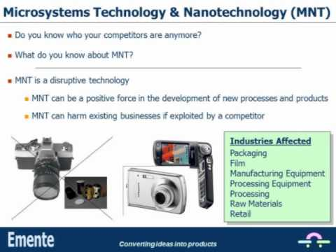 Popular Microelectromechanical systems & Nanotechnology videos