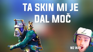 SLO That skin gave me urine | Fortnite