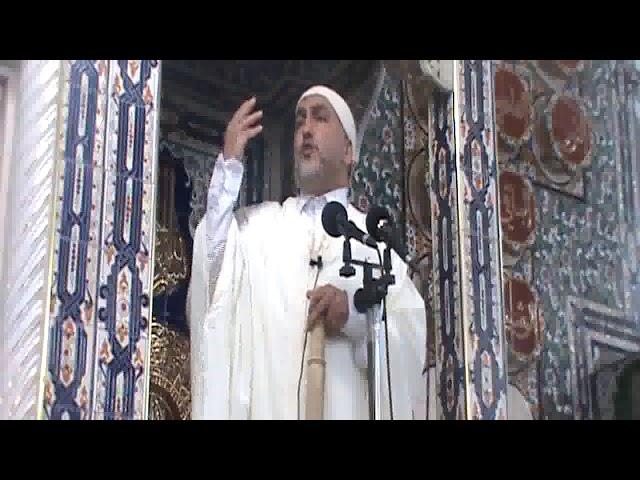 خطبة الجمعة - الأمر بالمعروف والنهي عن المنكر - 1440/01/24= 2018/10/05