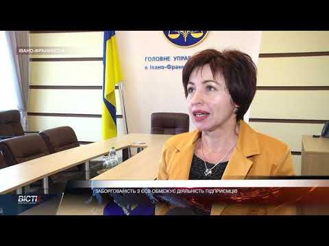 Заборгованість з ЄСВ обмежує діяльність підприємців