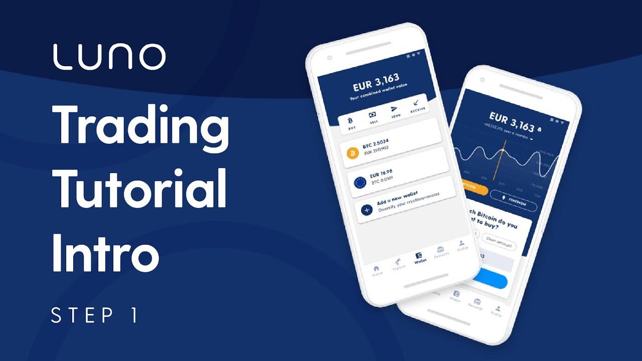 Luno Bitcoin & Cryptocurrency az App Store-ban