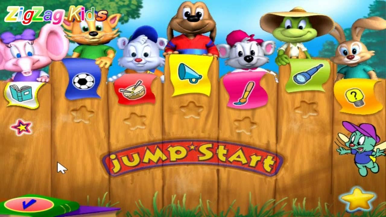 JumpStart Advanced 1st Grade | Part 1 | ZigZag Kids HD