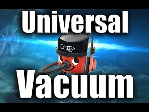 Lets Talk About Universal Vacuum - Stream Highlight