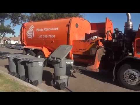 Waste Resources of Gardena ( Peterbilt STS and Amrep)