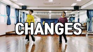 Changes Linedance (Sascha Wolf…