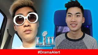 RiceGum SUPER BOWL COMMERCIAL!! #DramaAlert Bill Murray ROASTS Logan Paul