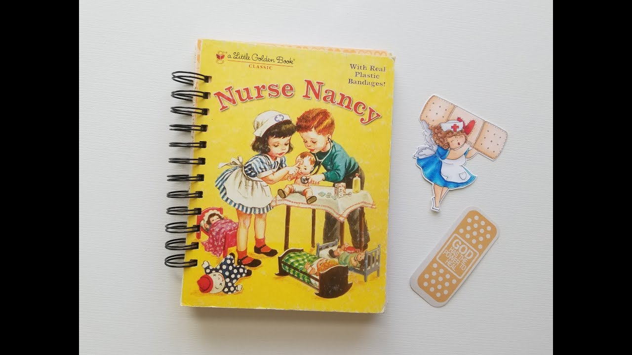 Nurse Nancy Journal (SOLD)