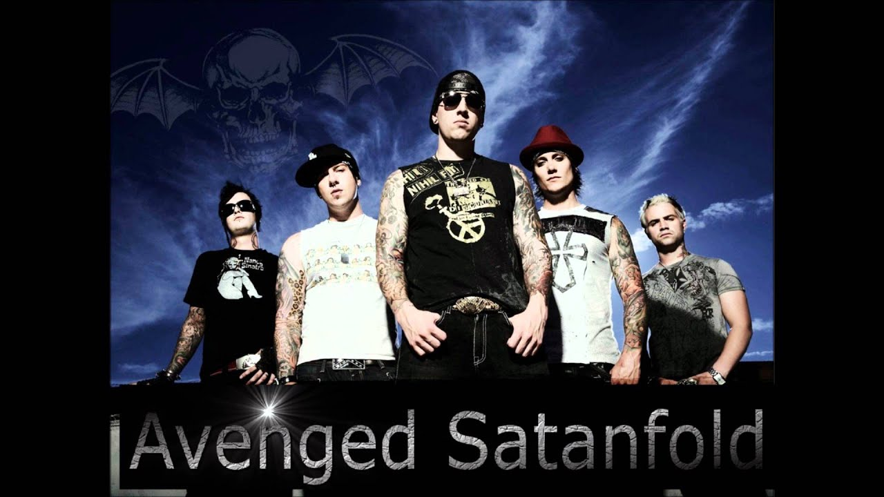 the real avenged sevenfold youtube