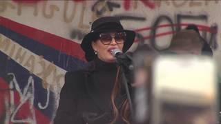 Ceca - Vazduh koji disem - (LIVE) - Kosovska Mitrovica - (TV Puls 2018)