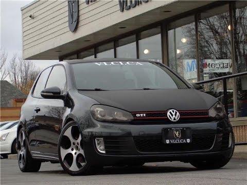 2011 Volkswagen GTI in review - Village Luxury Cars Toronto