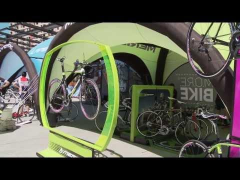 Adelaide City Council Tour Village and Bike Expo - Santos Tour Down Under