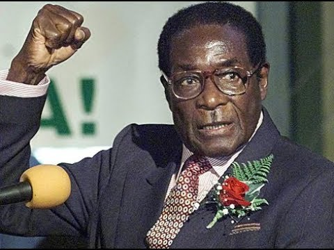 Robert Mugabe and the Coup in Zimbabwe