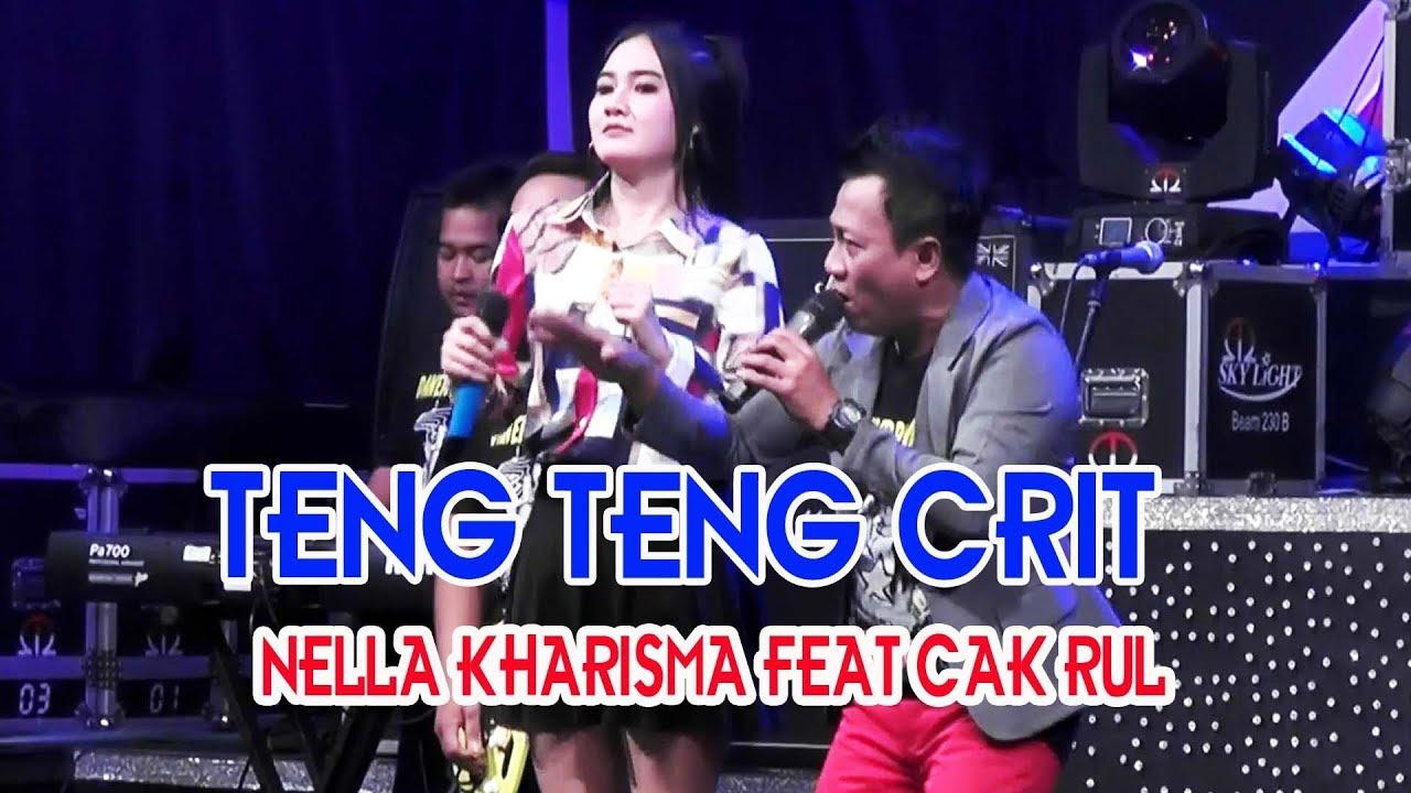 Nella Kharisma feat. Cak Rul - Teng Teng Crit [OFFICIAL] #1