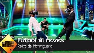 Duelo futbolista entre Isco y Pablo - El Hormiguero 3.0