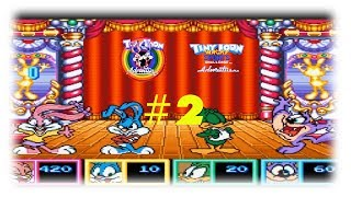 Tiny Toon Adventures: Wild & Wacky Sports Challenge #2: Normal Course [Let