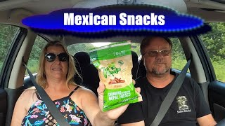 Gambar cover Americans Taste MEXICAN SNACKS