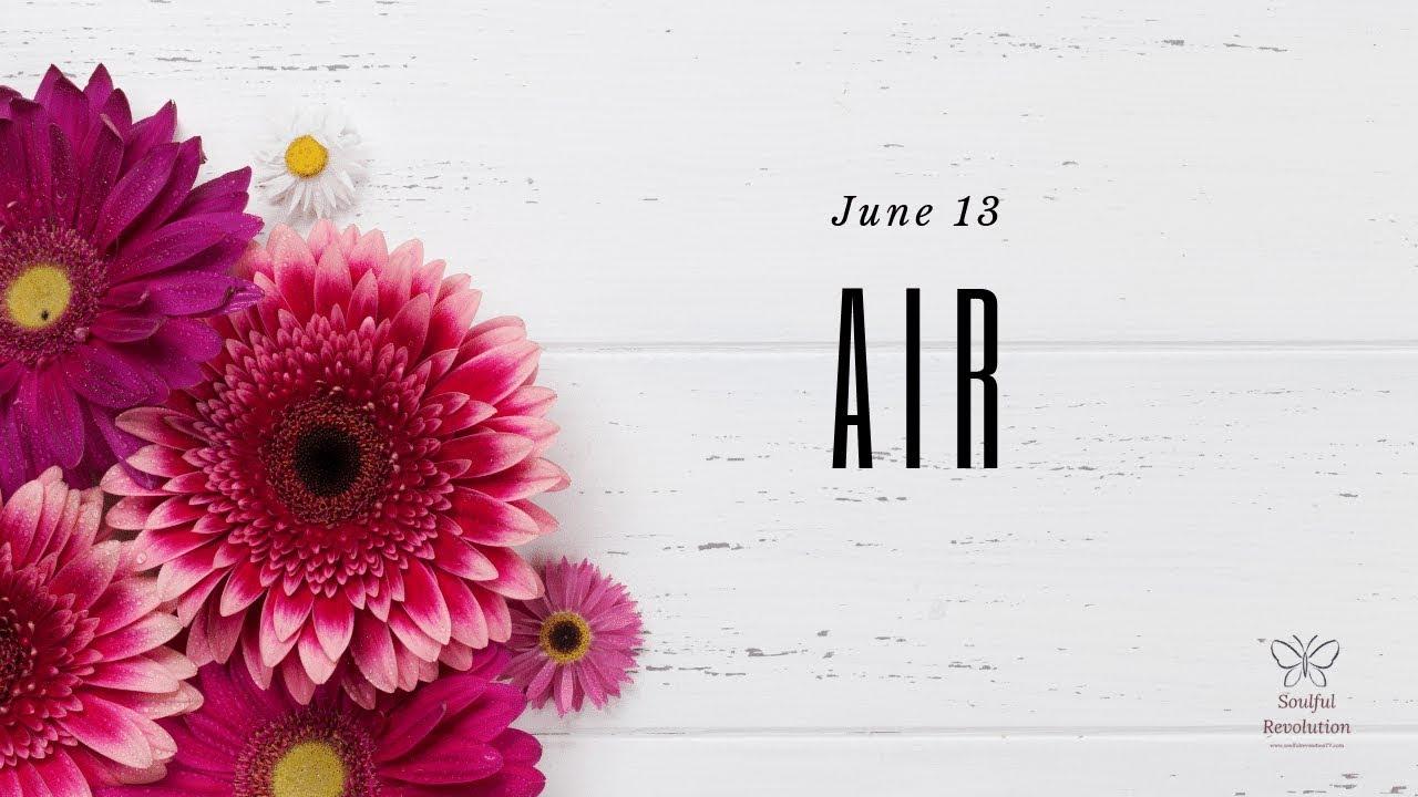 Learning their lessons, AIR Sign (Gemini, Libra, Aquarius) June 13th