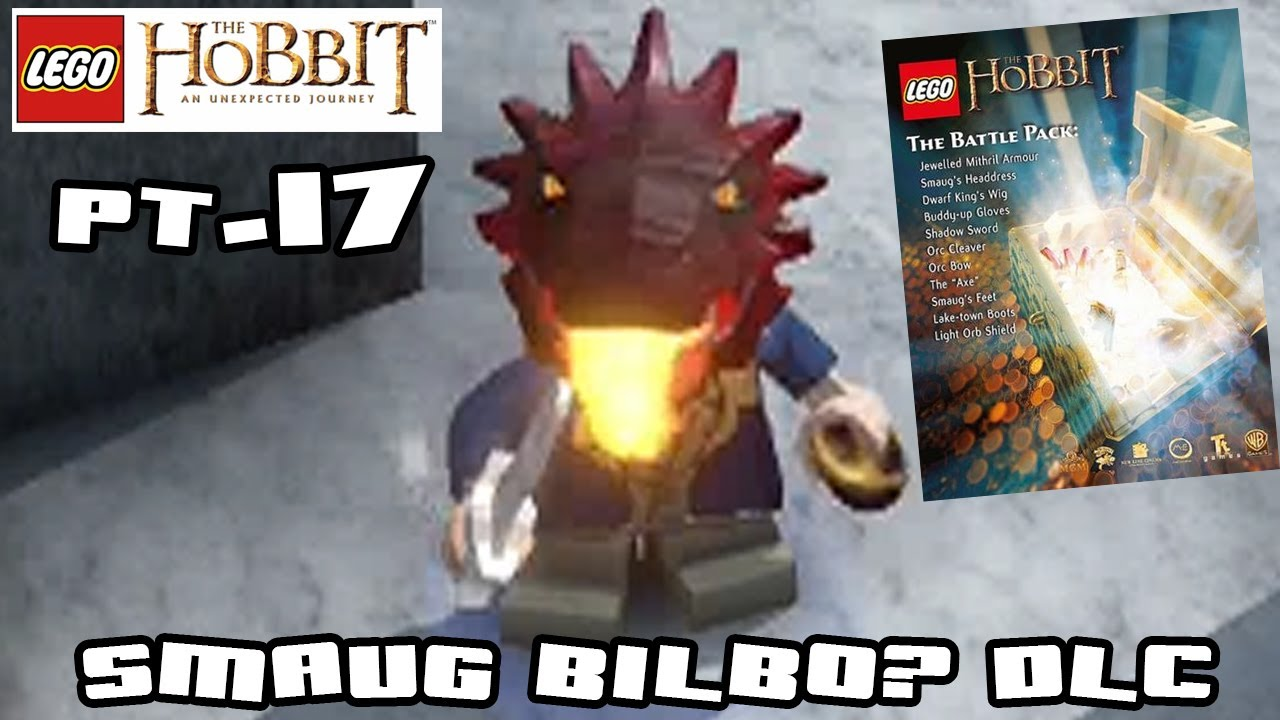 LEGO The Hobbit DLC for The Battle of the Five Armies