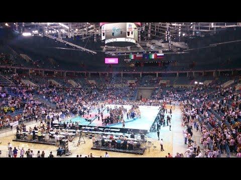 Zenit KAZAN Gold Medal Winners Volleyball Champions League Men 2016 Krakow Poland