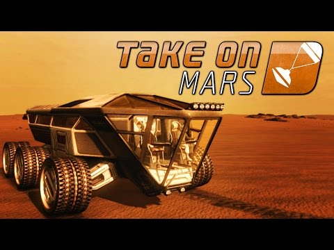 Take On Mars - My Summer Mars