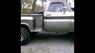 64 Chevy 4x4