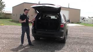 Real First Impressions Video: 2015 Dodge Durango Citadel V6 AWD