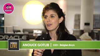Belgian Boys Speaks on NOSH Live Experience