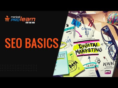 What is SEO | How SEO works | SEO Tutorial | SEO Basics | Manipal ProLearn thumbnail