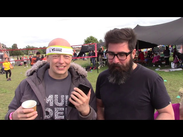 #030 - Financial Freedom with Alex - Tough Mudder Team Day Out