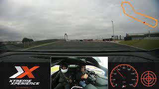 XTREME XPERIENCE. Driving the Lambo Huracan at Atlanta Motor Speedway