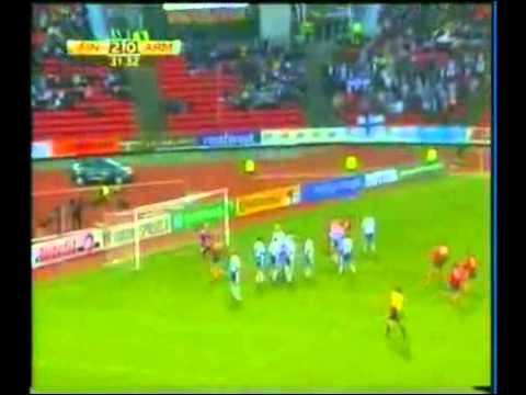 MM-karsinta 2006 - Suomi Vs. Armenia