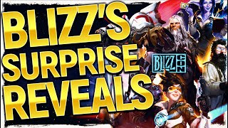 6 Mystery Slots The Wow 9.0 Plan Overwatch 2 Diablo 4 Andamp The Wildcards Of Blizzcon 2019