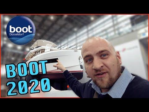 ✅ UNGLAUBLICH BOOT 2020 DÜSSELDORF MESSE