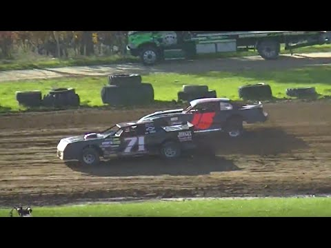 Street Stock Heat Two | McKean County Raceway | Fall Classic | 10-10-15