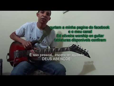 video aula guitarra  só quero ver você Rodolfo abrantes e Laura souguelis