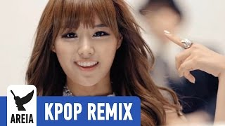 Secret - Love is Move | Areia Kpop Remix #84