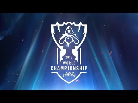 2016 World Championship Semifinals: SKT vs ROX