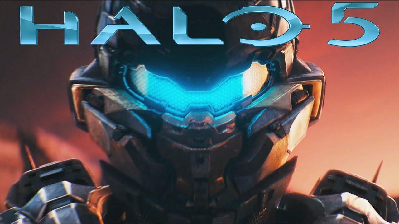 Halo 5 Guardians Spartan Locke Armor Set Pre-Order Bonus | Chief