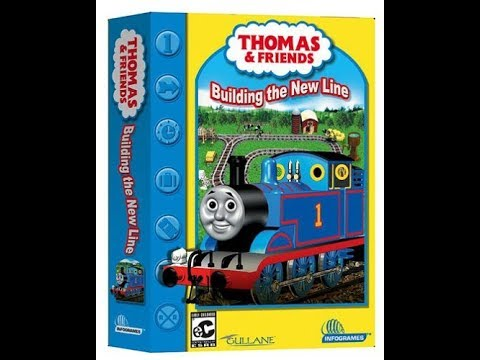 Thomas and Friends: Building A New Line (2002)(UK Version)(Full Gameplay)