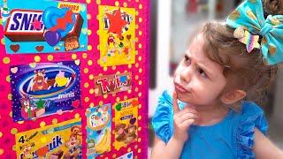 Divertidas historias dulces de Eva mamá y juguetes mágicos para niños