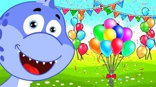 Нові Мультфільми - Повітряна куля | Пізнавальні мультики для дітей