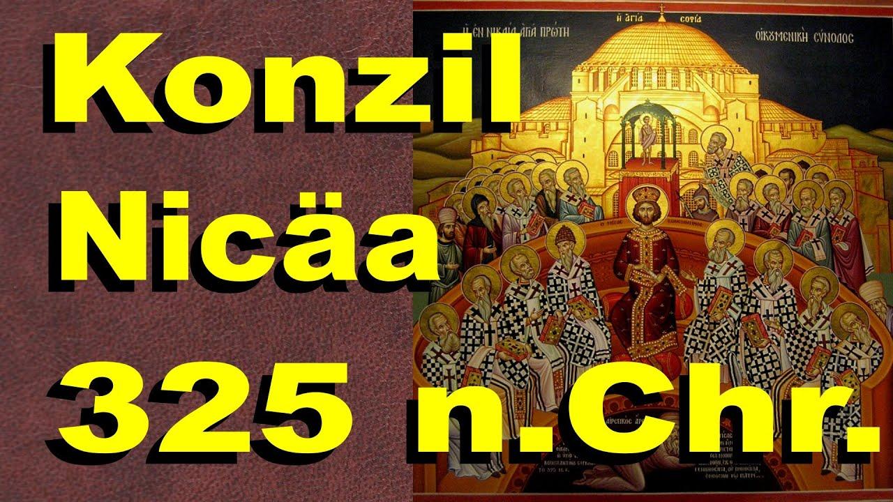 Konzil Von Nicäa 325
