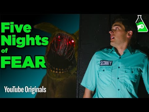 Thumbnail: Surviving Five Nights of FEAR! - Game Lab