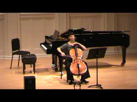 Postscript for solo cello - Composer Kim Diehnelt