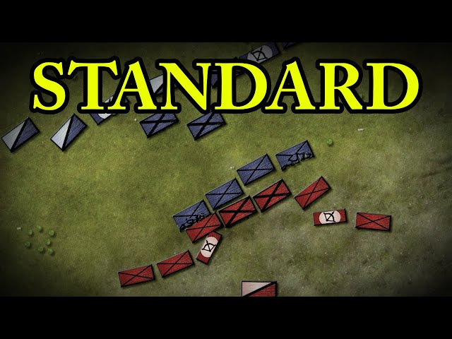 The Battle of the Standard 1138 AD