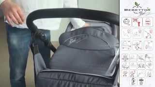 Смотреть видео Все коляски ТМ Bebetto
