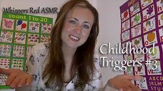 ((^^Childhood ASMR Triggers #3 Teacher